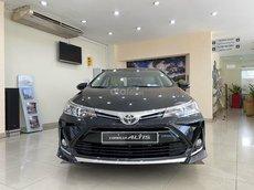 Siêu hot Toyota Altis 2021 ưu đãi khủng tặng tiền mặt + phụ kiện + bảo hiểm 2 năm, có sẵn xe giao ngay
