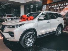 Siêu ưu đãi tại Toyota Hà Nội - Toyota Fortuner khuyến mại cực shock, giảm giá tiền mặt, chào hè giảm giá sốc