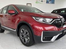 [Ưu đãi tháng 6] Honda CRV 2021 tặng quà trị giá 80tr tiền mặt, tặng gói phụ kiện chính hãng, hỗ trợ bank 80%