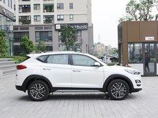 Bán xe Hyundai Tucson 2021, giảm 30tr tiền mặt, sẵn xe giao ngay, đủ phiên bản, hỗ trợ trả góp tới 85%