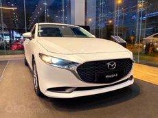 [Mazda Yên Nghĩa - Hà Đông] All New Mazda3 1.5 Premium VIN 2020 màu trắng, một xe duy nhất, ưu đãi hấp dẫn