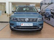Tiguan Elegance 2021 màu xanh Petro Độc lạ hiếm có sẵn giao ngay VW Sài Gòn - khuyến mãi tốt, liên hệ Ms Thư