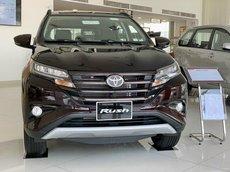 Bán xe Toyota Rush đời 2021 nhập khẩu, trả trước 180tr. Có xe giao ngay