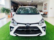 Toyota Wigo 2021 đã ra mắt với kiểu dáng thể thao, ưu đãi nhiều quà tặng cực kỳ hấp dẫn