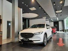 [Mazda Lê Văn Lương] bán xe Mazda CX-8 2 cầu, giảm giá tiền mặt, tặng gói phụ kiện trị giá 35 triệu