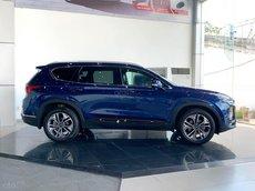 Hyundai Santa Fe năm 2021 - hỗ trợ trước bạ 50%, tặng full phụ kiện