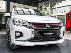 Cần bán xe Mitsubishi Attrage CVT 2021 tặng phụ kiện, phiếu nhiên liệu lên đến 17 triệu