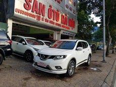Sàn Ô Tô Hà Nội bán Nissan -Xtrail 2.0 năm 2018 màu trắng, xe tư nhân chính chủ một chủ từ đầu đi rất ít