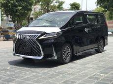 Lexus LM300h 7c 2021, giao xe ngay giá hợp lý nhất thị trường