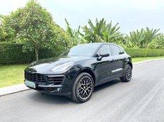 Cần bán xe Porsche Macan sản xuất năm 2017, chính chủ bao test xe