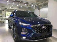 Hyundai Santa Fe 2021 tặng tiền mặt lên tới 72 triệu, tặng BHTV, hỗ trợ bank 85% giá trị xe