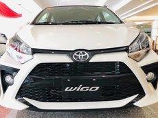 [Siêu ưu đãi] Toyota Wigo 2021 giá cực tốt, trả trước 230tr nhận ngay xe, xe có sẵn giao hàng toàn quốc giá tốt