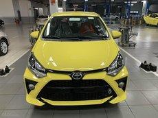 Toyota Wigo 2021 khuyến mãi lớn, hỗ trợ góp lãi suất thấp