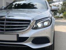 Bán Mercedes C250 đời 2016, màu bạc, nhập khẩu