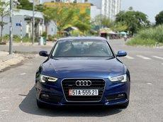Bán Audi A5 Sportback 2.0 Quatro xanh/nâu model 2013