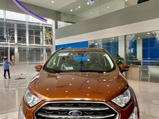 Ford Ecosport xả kho tháng 06, đủ màu - hỗ trợ thuế trước bạ, tặng gói phụ kiện chính hãng hấp dẫn, tặng bảo hiểm thân vỏ