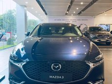 Mazda TPHCM- New Mazda 3 ưu đãi giá tốt, tặng BHVC, xe đủ màu, giao ngay