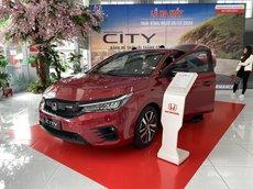 [Thái Bình, Hải Dương, Quảng Ninh] Honda City 2021 đủ phiên bản, tặng BHTV, hỗ trợ bank 80%, giảm ngay tiền mặt tại showroom