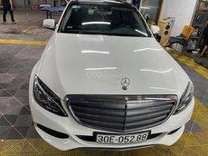 Xe Mercedes-Benz C250 đời 2016, màu trắng