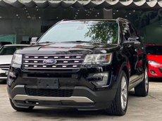 Cần bán lại xe Ford Explorer năm 2016, màu đen, xe nhập