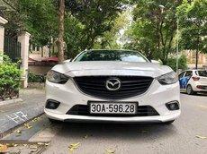 Cần bán xe Mazda 6 đời 2015, màu trắng, giá 615tr
