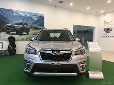 [Siêu hot] Subaru Giải Phóng bán Forester IS Eyesight 2020, nhập khẩu, ưu đãi tặng 100% thuế trước bạ, trả góp từ 350tr