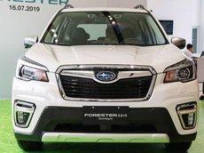 [Siêu hot] Subaru Giải Phóng bán Forester IS Eyesight 2021, nhập khẩu, ưu đãi tặng 100% thuế trước bạ, trả góp từ 350tr