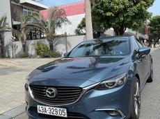 Bán xe cũ Mazda 6 đời 2017, màu xanh lam