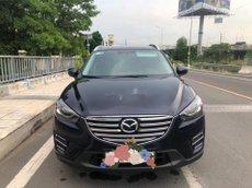 Bán Mazda CX 5 sản xuất 2017, màu xanh đen còn mới, giá chỉ 708 triệu