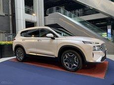 [Hyundai Đông Đô] Hyundai Santa Fe 2021 - nhận ngay siêu phẩm - hỗ trợ trả góp lên đến 85%
