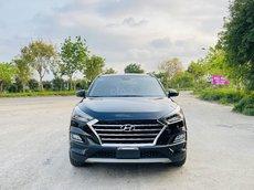Bán xe Hyundai Tucson 1.6 Turbo 2019 giá cực ưu đãi, phiên bản ni lông, lốp sơ cua chưa hạ