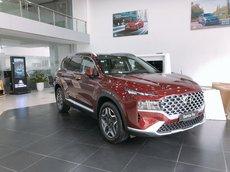 Siêu phẩm mới ra mắt - Hyundai Santa Fe all new 2021 - giá tốt