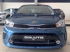 Bán Kia Soluto 1.4AT Luxury mẫu xe phân khúc B tiện nghi, phù hợp với mọi khách hàng, đủ màu đủ phiên bản giao ngay