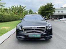 Cần bán gấp Mercedes S 450 Luxury - sản xuất 2018-Bao test toàn quốc