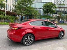 Cần bán gấp Kia Cerato năm sản xuất 2016, màu đỏ như mới, giá cạnh tranh 515tr