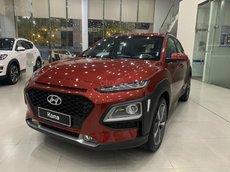 Bán Hyundai Kona 2021 giảm tiền mặt tối đa 5tr, hỗ trợ vay 85%, cùng nhiều quà tặng chính hãng