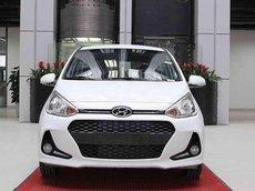 Bán Hyundai Grand i10 sản xuất 2021 giảm tối đa 5tr tiền mặt, vay tối đa 85% hỗ trợ xử lý hồ sơ xấu