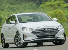 [Hyundai Hưng Yên] Hyundai Elantra 2021 bản tiêu chuẩn, khuyến mãi tiền mặt, tặng phụ kiện chính hãng, giao xe ngay