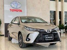 Toyota Vios G 2021 - giảm lệ phí trước bạ + phụ kiện + bảo hiểm - giá tốt nhất tại Hà Nội