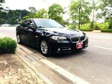 Bán xe BMW 520i sản xuất năm 2014, màu đen, xe nhập
