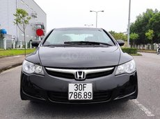 Xe Honda Civic năm sản xuất 2006, màu đen số tự động, giá tốt 265tr