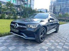 Mercedes Benz An Du bán xe GLC siêu lướt 2021 cực đẹp, giá cực hấp dẫn, hỗ trợ trả góp 70%