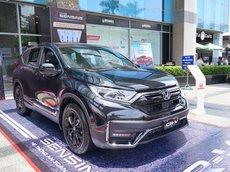 Bán Honda CR V năm 2021, giá tốt, giảm 30tr tiền mặt, bảo dưỡng chính hãng 2 năm