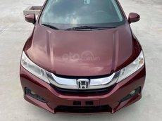 Bán xe Honda City năm sản xuất 2016, màu đỏ