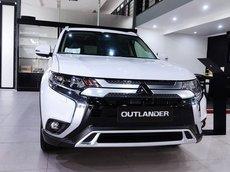 [Siêu ưu đãi mùa hè] Mitsubishi Outlander, hỗ trợ vay 85%, xử lý hồ sơ nợ xấu