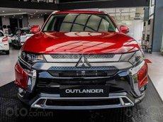 HCM AMC - Mitsubishi Outlander  giảm ngay 40 triệu trong tháng, lãi suất cực tốt