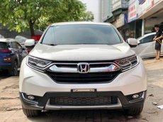 Cần bán gấp Honda CR V năm sản xuất 2018, màu trắng, 800 triệu