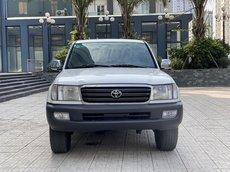 Cần bán gấp Toyota Land Cruiser năm sản xuất 2003 nhập khẩu