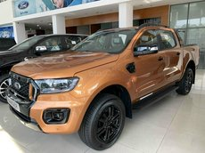 Ford Ranger Wildtrak 2021, giảm tiền mặt, tặng BHTV và phụ kiện, giá sốc chỉ cần 250tr lăn bánh