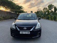 Cần bán xe Nissan Sunny sản xuất năm 2014, màu đen số sàn giá cạnh tranh